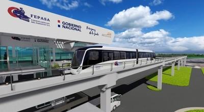 Presentan propuesta de tren elevado eléctrico que unirá Asunción-Luque