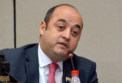 Arnaldo Franco fue designado como presidente de la comisión permanente