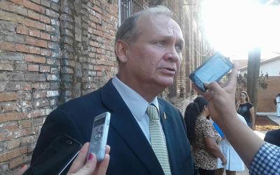 Mario Ferreiro dijo que tratan de embarrarlo por una cuestión política