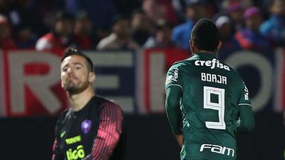Miguel Borja quiere vestir la camiseta franjeada