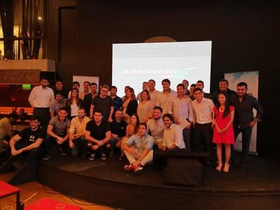 InnovandoPy premió a emprendimientos con base tecnológica