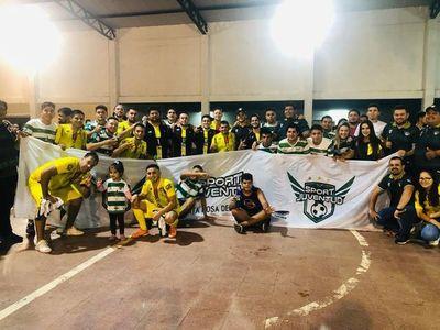 Sport Juventud, campeón invicto
