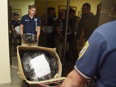 Allanan la Comuna de Asunción   por denuncia  de tráfico de influencias