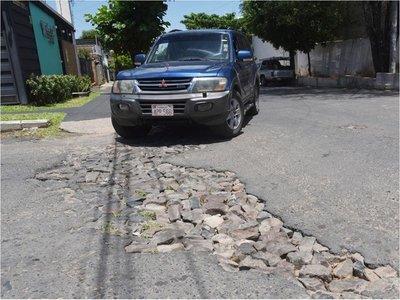Contrataciones Públicas califica de irregulares las obras de Lambaré