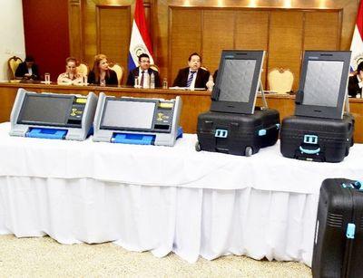 Descalifican a  firma que ofrecía urnas electrónicas