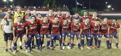 Unión HCD, campeón con fueros