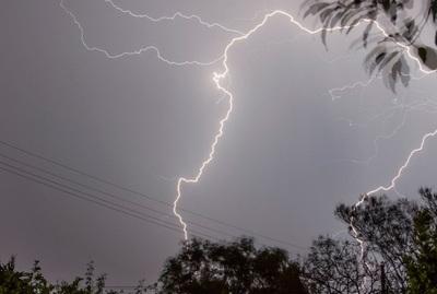 Lluvias y tormentas a partir de esta tarde
