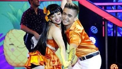 Marilina Bogado y Will Fretes ingresaron a la gran final del Baila Conmigo Paraguay