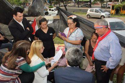 Sindicato de Municipalidad de Asunción apoya intervención