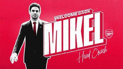 Arteta, nuevo entrenador del Arsenal