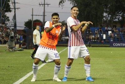 """Albirroja Sub 23 castiga a Colombia con doblete de """"Sebas"""" Ferreira"""
