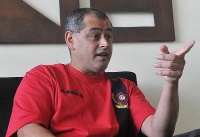 Zapag considera a Arce como el DT ideal para el momento de Cerro