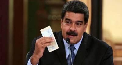 """EEUU dice que Maduro soborna con USD 500000 para """"impedir"""" reelección de Guaidó"""