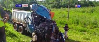 Coronel Oviedo: Fatal accidente deja 1 muerto y 2 heridos