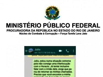 Fiscalía da inicio al proceso a Cartes en Río de Janeiro
