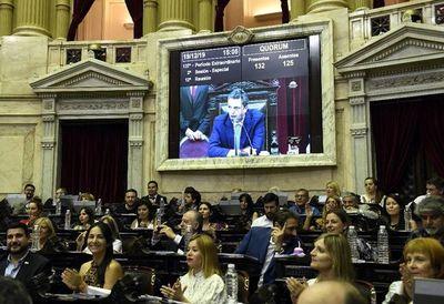 Avanza plan argentino de emergencia económica