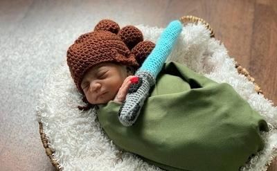 HOY / Hospital norteamericano arropa a todos sus recién nacidos como Star Wars