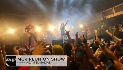 My Chemical Romance dio su primer concierto