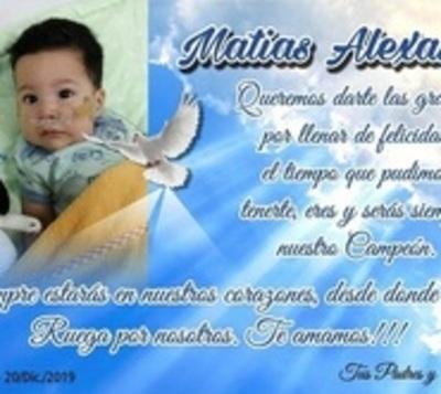 Fallece bebé con AME que clamaba por medicamentos