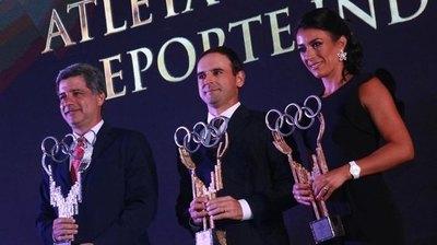 La Gala Olímpica premió a los mejores atletas del 2019