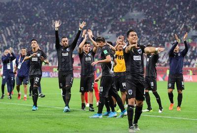 Monterrey iguala su techo en Mundial de Clubes