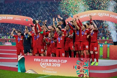 Liverpool se corona campeón del mundo