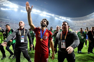 Mohamed Salah es el mejor del Mundial de clubes