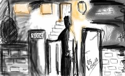 HOY / El extraño visitante de la fiesta en el 1006 (PARTE I)