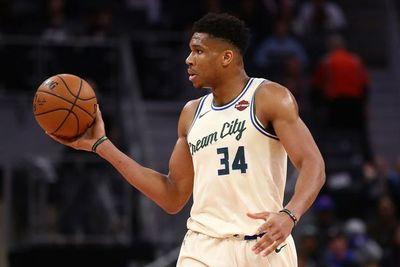 Antetokounmpo guía a los Bucks en la NBA