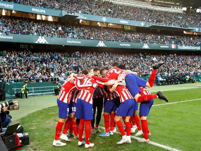 Correa devuelve la sonrisa al Atlético de Madrid