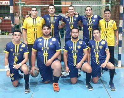Luque Handball, a un paso