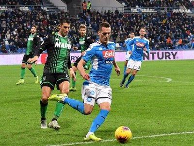El Milan se hunde, el Napoli respira y Lazio arrebata Supercopa a Juventus
