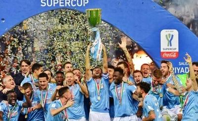 HOY / Lazio le arrebata una Copa al equipo de Cristiano Ronaldo