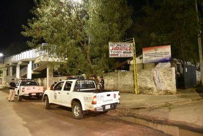 Roban escuela de Roque Alonso por tercera vez en seis días