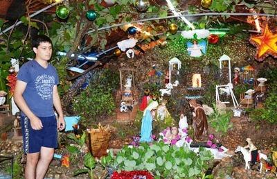 Quinta Sabaté, el epicentro de la Navidad en Luque •