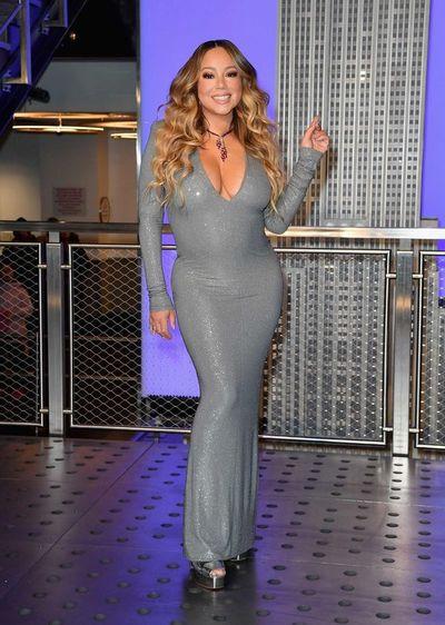La brasileña Anitta se emociona al conocer a Mariah Carey, su gran ídolo
