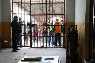 Alerta máxima en cárceles por peligro de motín y fuga durante los días festivos