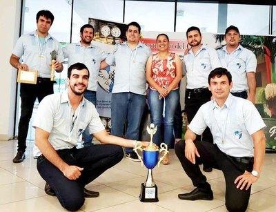 Selección Guaireña gana el Nacional de Ajedrez por Equipos