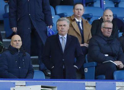 Ancelotti fija el objetivo del Everton