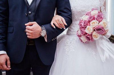 Escándalo en iglesia durante una boda