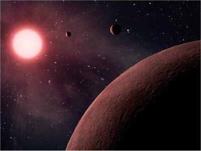 Hallazgo de 6 exoplanetas ayuda a entender geología de la Tierra