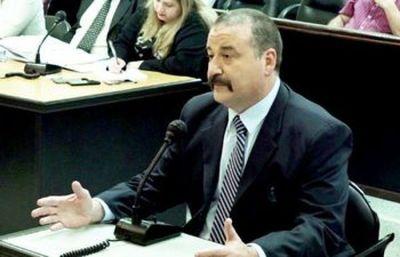 """""""Ancho"""" Ramírez  también es contrario a la distritación de Chiriguelo"""