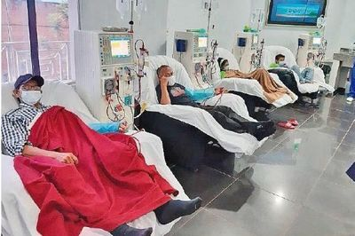 El IPS habilita servicios de hemodiálisis en Concepción