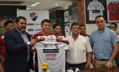 HOY / Nacional presenta al reemplazante de Francisco Arce