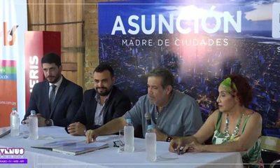 """Banco Sudameris presenta el libro """"Asunción, Madre de ciudades"""""""