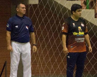 Fútbol de salón:  Yby Yaú confirma a Rotela