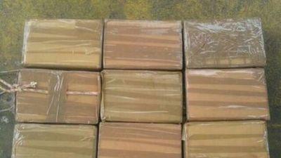 Bochinche en el Este por robo de 180 kilos de cocaína