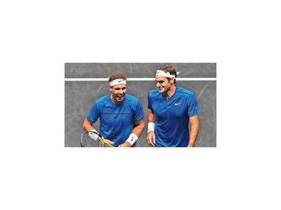 Federer y Nadal destacan