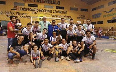 Sport Taruma es campeón en Vallemi