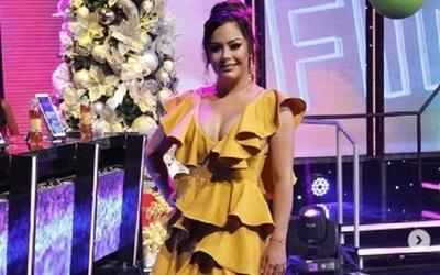 """Larissa Riquelme habló de lo que fue estar como jurado en el """"Baila"""""""